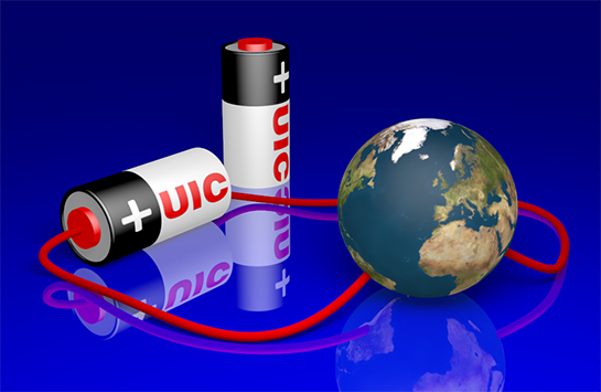 UIC batteries and world